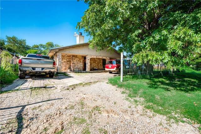 617 E Jefferson Avenue, Fort Worth, TX 76104 (MLS #14143604) :: The Heyl Group at Keller Williams