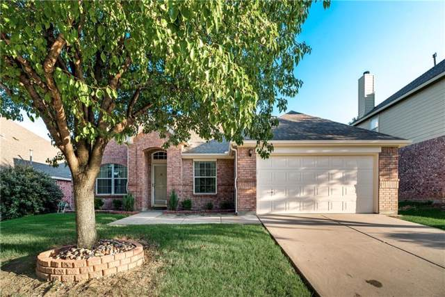5104 Bay View Drive, Fort Worth, TX 76244 (MLS #14143619) :: Vibrant Real Estate