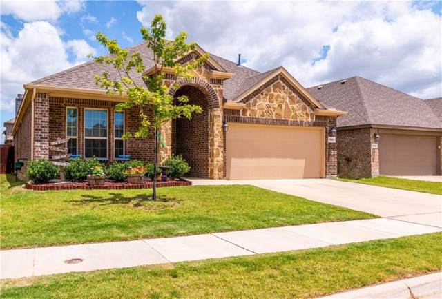 841 Lake Woodland Drive, Little Elm, TX 75068 (MLS #14143624) :: Baldree Home Team