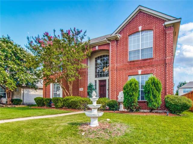 10305 Ambergate Lane, Frisco, TX 75035 (MLS #14143626) :: RE/MAX Town & Country