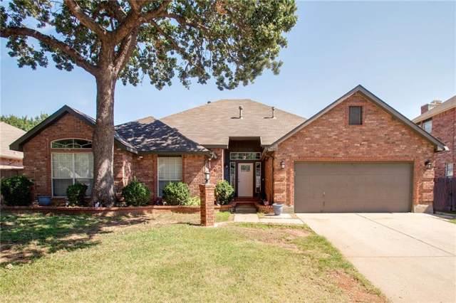 2404 Branch Oaks Lane, Flower Mound, TX 75028 (MLS #14143631) :: Lynn Wilson with Keller Williams DFW/Southlake