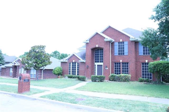 2230 Lone Pecan Drive, Garland, TX 75040 (MLS #14143638) :: Ann Carr Real Estate
