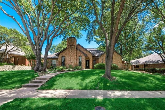 707 Hawk Lane, Coppell, TX 75019 (MLS #14143640) :: Frankie Arthur Real Estate