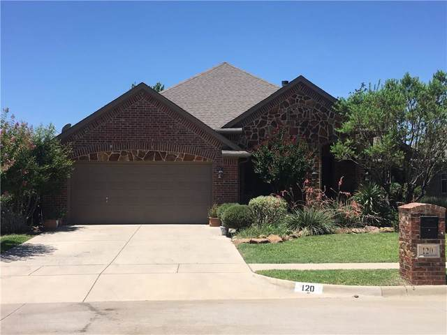 120 Big Willow Court, Saginaw, TX 76179 (MLS #14143653) :: Lynn Wilson with Keller Williams DFW/Southlake