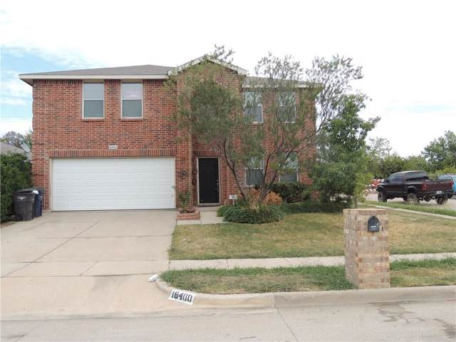 16400 Red River Lane, Fort Worth, TX 76247 (MLS #14143658) :: RE/MAX Town & Country