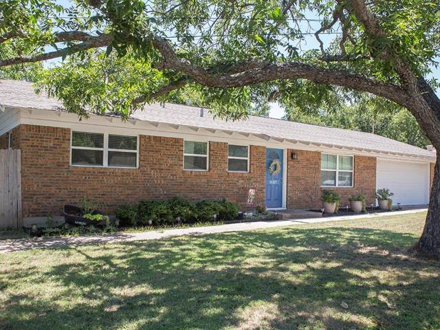 1437 W Ball Street, Weatherford, TX 76086 (MLS #14143687) :: Magnolia Realty