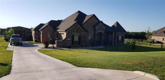 116 Spring Meadow Drive, Springtown, TX 76082 (MLS #14143693) :: Kimberly Davis & Associates