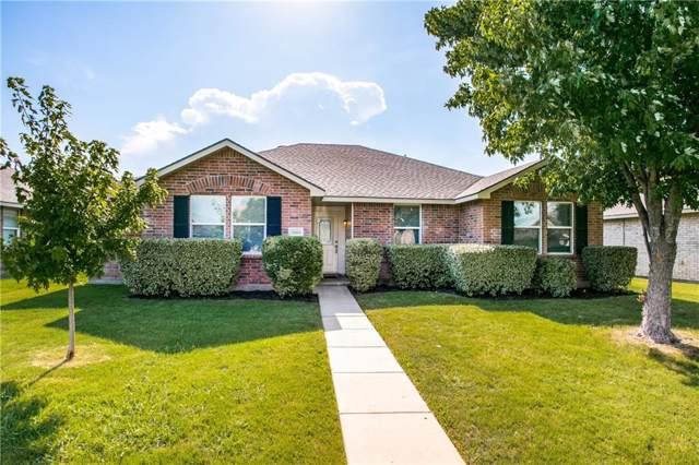 2815 Meadow Bluff Drive, Wylie, TX 75098 (MLS #14143699) :: Lynn Wilson with Keller Williams DFW/Southlake