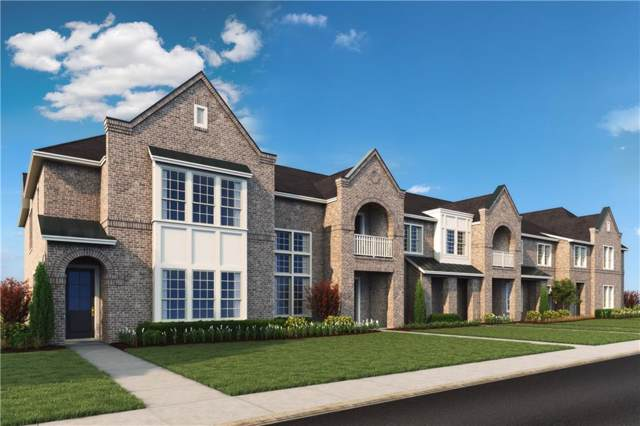 4861 Rattler Lane, Carrollton, TX 75010 (MLS #14143702) :: The Good Home Team