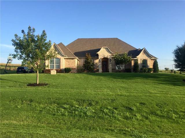 196 Bearclaw Circle, Aledo, TX 76008 (MLS #14143724) :: The Mitchell Group