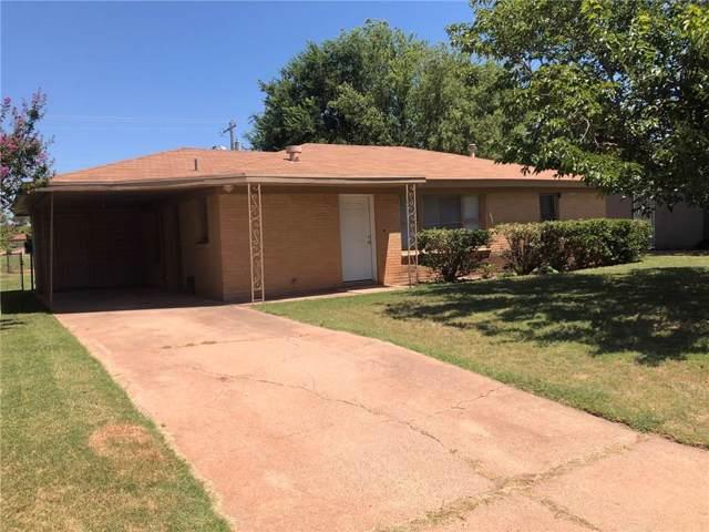 2425 Bridge Avenue, Abilene, TX 79603 (MLS #14143725) :: Hargrove Realty Group