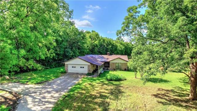 468 Yowell Hill Road, Whitewright, TX 75491 (MLS #14143733) :: All Cities Realty