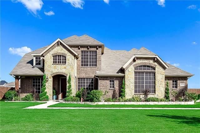 4077 Honeysuckle Lane, Kaufman, TX 75142 (MLS #14143736) :: Lynn Wilson with Keller Williams DFW/Southlake