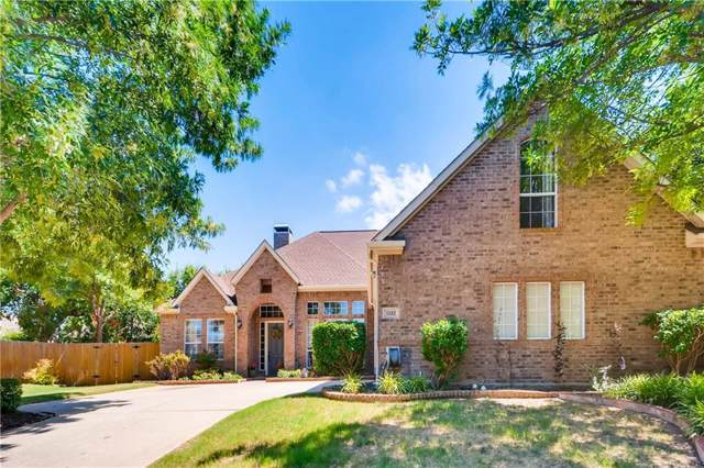 1522 Pecan Valley Court, Corinth, TX 76210 (MLS #14143745) :: Real Estate By Design