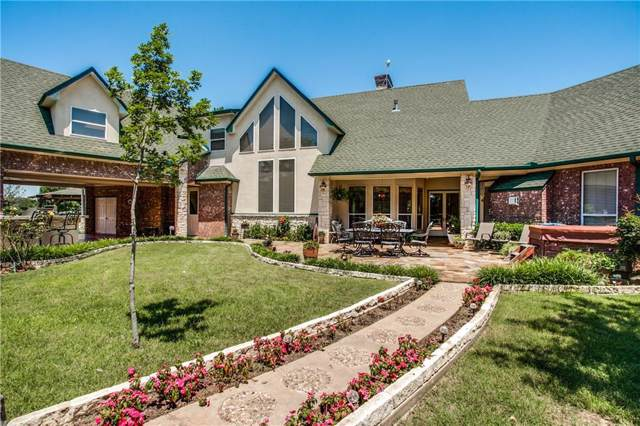 1466 Locust Road, Pottsboro, TX 75076 (MLS #14143765) :: Kimberly Davis & Associates