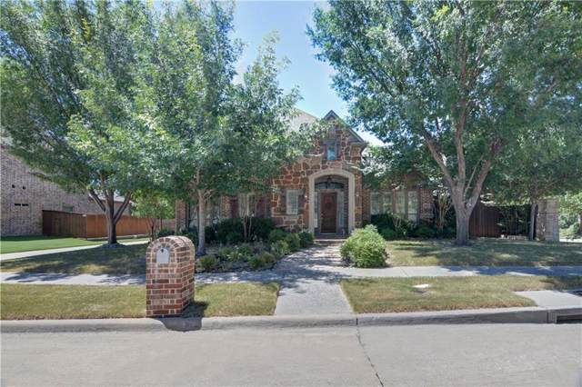9727 Carriage Hill Lane, Frisco, TX 75035 (MLS #14143769) :: RE/MAX Town & Country