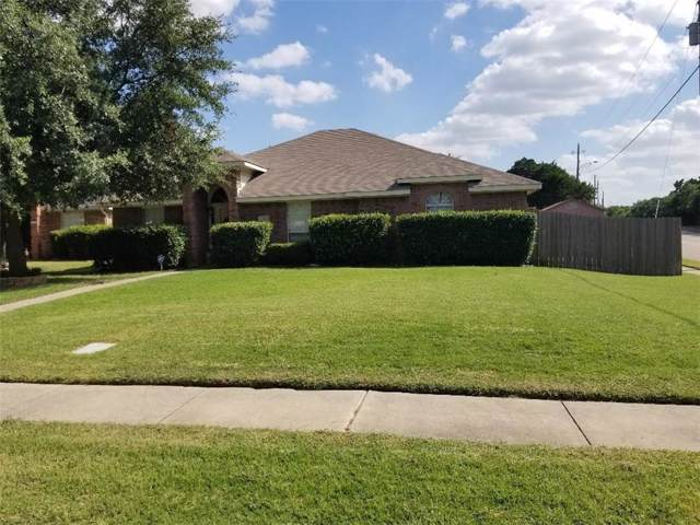 744 Dillard Circle, Cedar Hill, TX 75104 (MLS #14143771) :: RE/MAX Town & Country