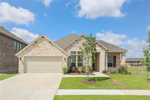 245 Giddings Trail, Forney, TX 75126 (MLS #14143782) :: RE/MAX Town & Country