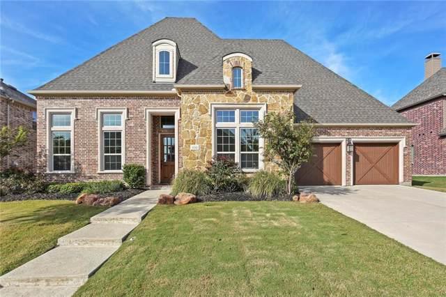 4311 Fisher Road, Prosper, TX 75078 (MLS #14143787) :: Vibrant Real Estate