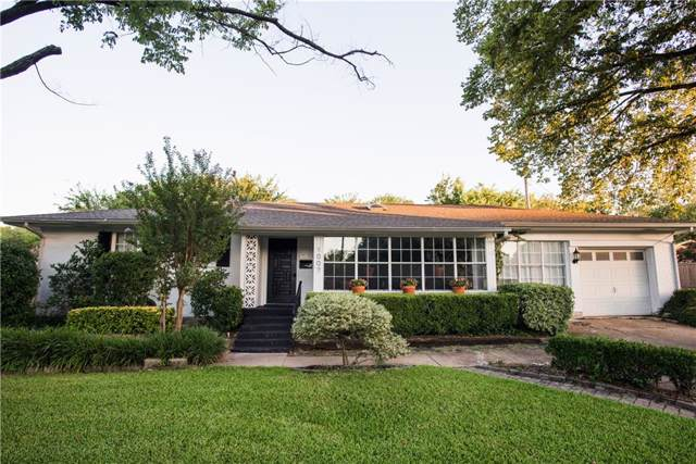 1007 Surrey Lane, Grapevine, TX 76051 (MLS #14143788) :: Kimberly Davis & Associates