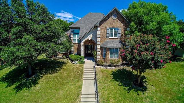 705 Forest Trace, Rockwall, TX 75087 (MLS #14143791) :: HergGroup Dallas-Fort Worth