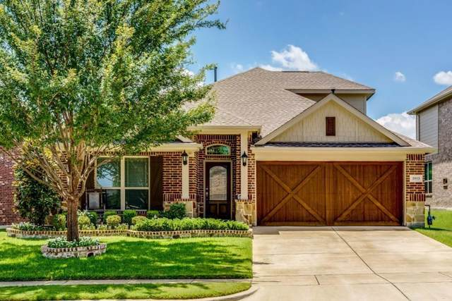 3913 Lands End Drive, Mckinney, TX 75071 (MLS #14143798) :: RE/MAX Town & Country
