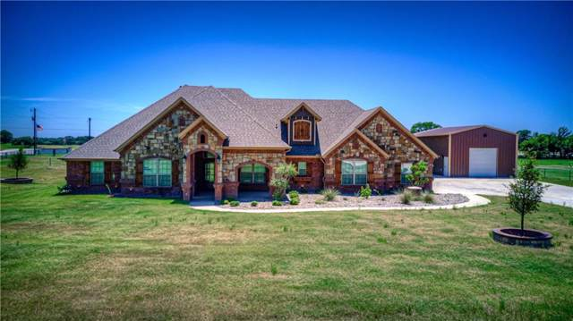 101 Bruce Crandall Court, Weatherford, TX 76088 (MLS #14143801) :: All Cities Realty