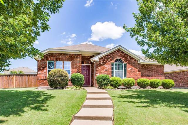 116 Sandy Lane, Royse City, TX 75189 (MLS #14143804) :: HergGroup Dallas-Fort Worth