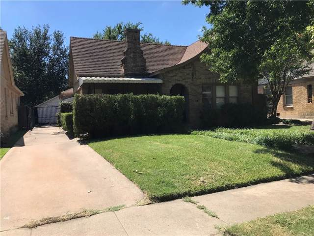 3218 Greene Avenue, Fort Worth, TX 76109 (MLS #14143811) :: The Mitchell Group