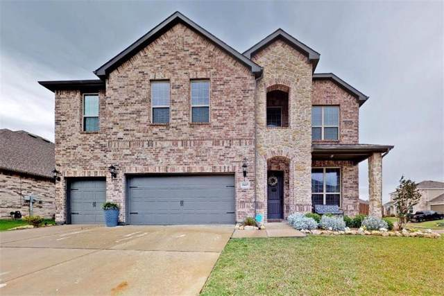 1617 Ringtail Drive, Wylie, TX 75098 (MLS #14143822) :: Vibrant Real Estate