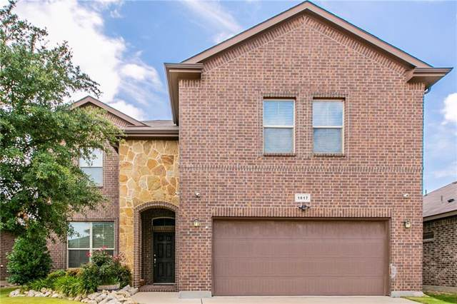 1817 Potrillo Lane, Fort Worth, TX 76131 (MLS #14143828) :: Lynn Wilson with Keller Williams DFW/Southlake