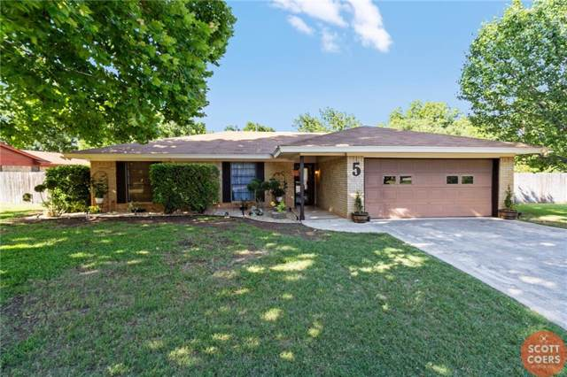 5 Alpine Court, Brownwood, TX 76801 (MLS #14143843) :: Lynn Wilson with Keller Williams DFW/Southlake