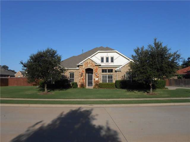 1011 Shady Rest Lane, Corinth, TX 76208 (MLS #14143850) :: Real Estate By Design