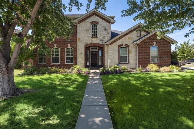 1303 Luverne Drive, Wylie, TX 75098 (MLS #14143866) :: The Good Home Team