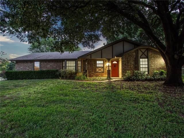 111 Oak Ridge Drive, Cleburne, TX 76031 (MLS #14143872) :: HergGroup Dallas-Fort Worth