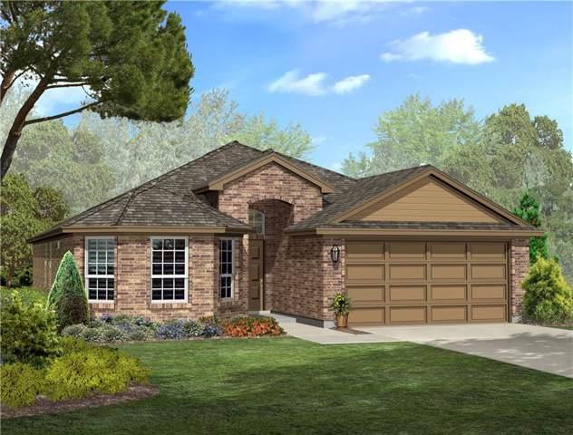 2313 Williston Court, Fort Worth, TX 76108 (MLS #14143874) :: Frankie Arthur Real Estate