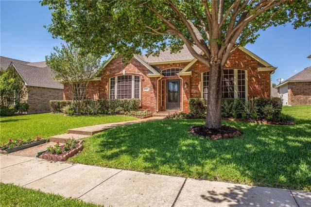 411 Sunrise Drive, Allen, TX 75002 (MLS #14143888) :: RE/MAX Town & Country