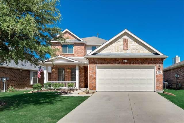 133 Birdbrook Drive, Anna, TX 75409 (MLS #14143894) :: Century 21 Judge Fite Company