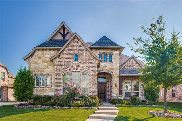 3652 Cathedral Lake Drive, Frisco, TX 75034 (MLS #14143908) :: RE/MAX Town & Country