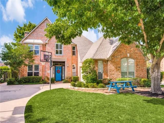 1048 Basilwood Drive, Coppell, TX 75019 (MLS #14143910) :: Lynn Wilson with Keller Williams DFW/Southlake