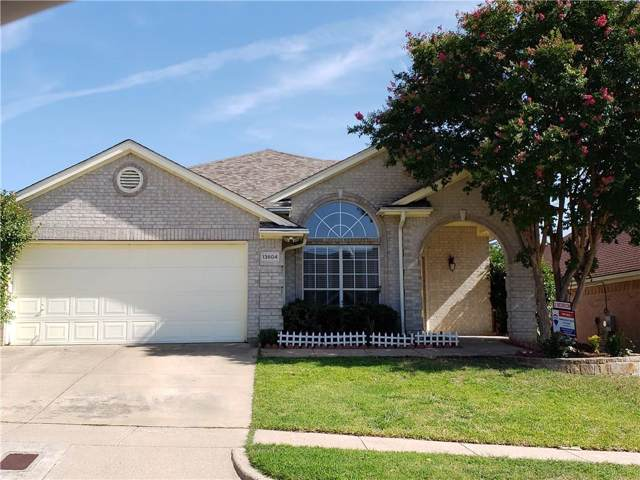 13604 Quarry Trace, Euless, TX 76040 (MLS #14143912) :: Vibrant Real Estate