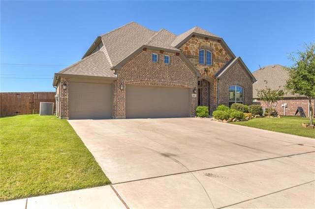 838 Magnolia Drive, Weatherford, TX 76086 (MLS #14143919) :: RE/MAX Town & Country