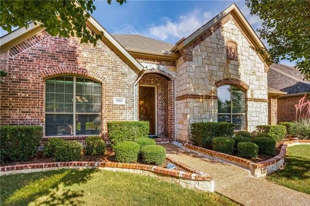 933 Cougar Drive, Allen, TX 75013 (MLS #14143931) :: Tenesha Lusk Realty Group