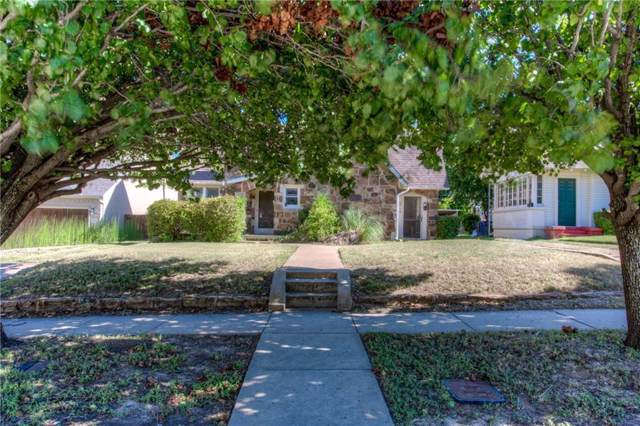 3713 Modlin Avenue, Fort Worth, TX 76107 (MLS #14143936) :: The Mitchell Group