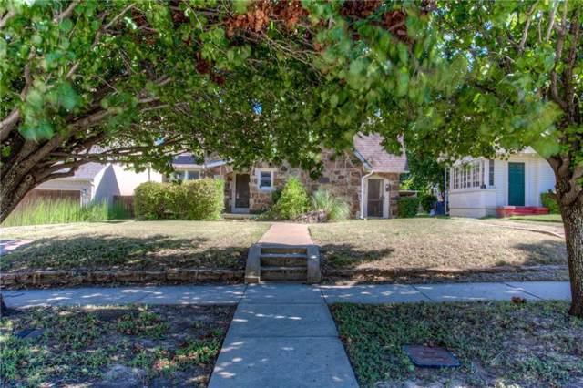 3713 Modlin Avenue, Fort Worth, TX 76107 (MLS #14143936) :: Vibrant Real Estate