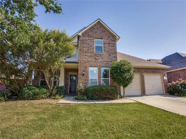 2317 Dawn Mist Drive, Little Elm, TX 75068 (MLS #14143944) :: Real Estate By Design