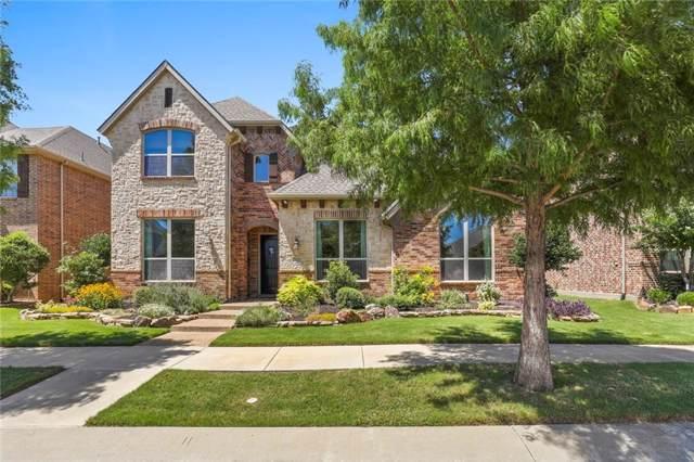 2021 Torin Street, Lewisville, TX 75056 (MLS #14143949) :: Vibrant Real Estate