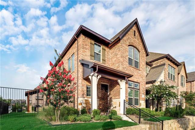 6201 Smithwick Drive, Mckinney, TX 75070 (MLS #14143958) :: Tenesha Lusk Realty Group