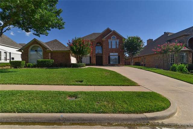 401 Bridlewood S, Colleyville, TX 76034 (MLS #14143971) :: Vibrant Real Estate