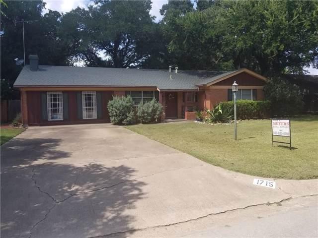 1715 Kay Avenue, Bridgeport, TX 76426 (MLS #14143972) :: Lynn Wilson with Keller Williams DFW/Southlake